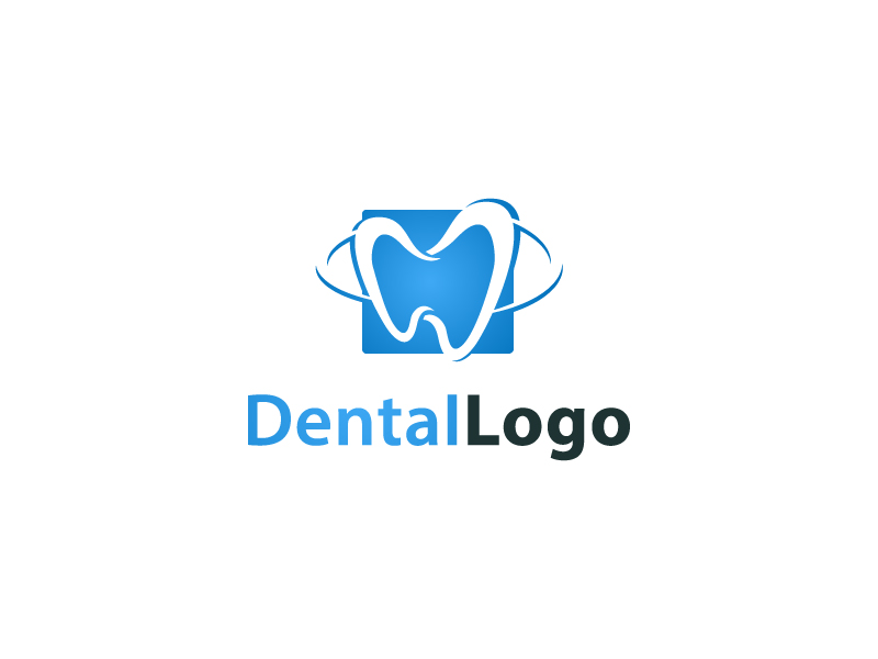 Dental Logo by Musique Design  a perfect logo for Medical & Pharmaceutical