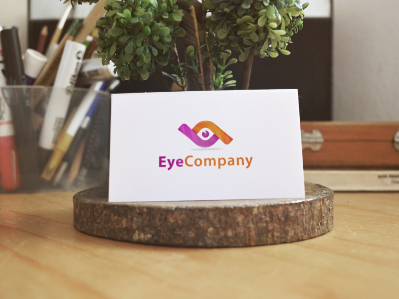 Eye Company by Musique Design  a perfect logo for Medical & Pharmaceutical