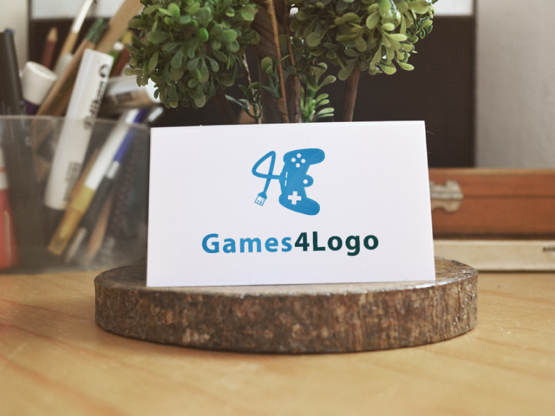 Games Logo by Musique Design  a perfect logo for Games & Recreation
