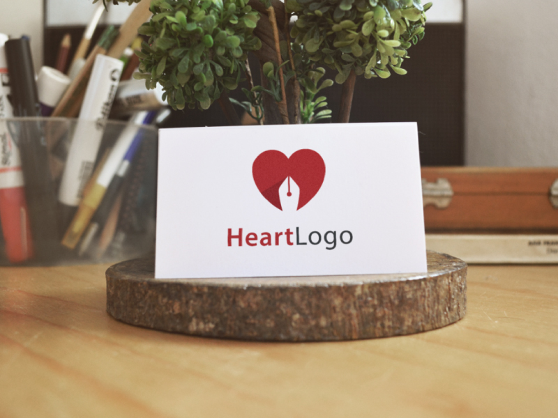 Heart Medical Logo by Musique Design  a perfect logo for Medical & Pharmaceutical