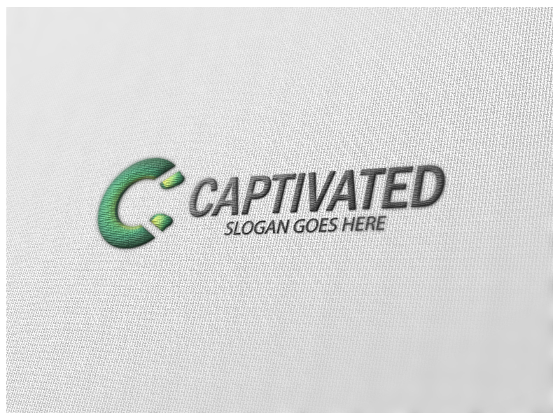 Captivated by Logic6  a perfect logo for Accounting & Financial