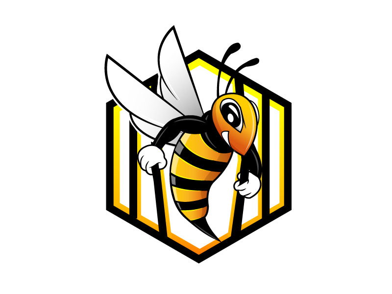 BEE Free by nspiredesign  a perfect logo for Security