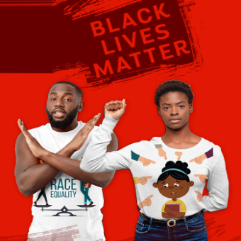Black Lives Matter Design Challenge