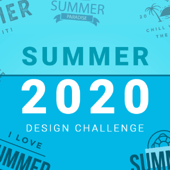 Summer 2020 Drawing & Visual Art Challenge