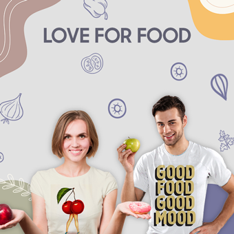 Love For Food Design Challenge