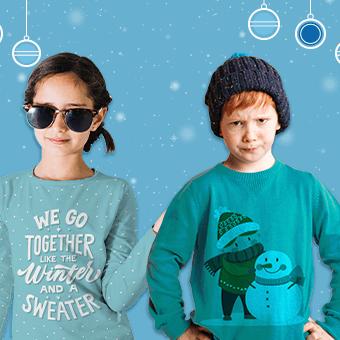 Kids' Art Design Challenge- Winter Wonderland