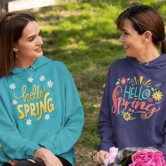 Bring In The Spring Design Challenge