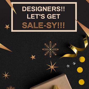 Let's Get Salesy Design Challenge