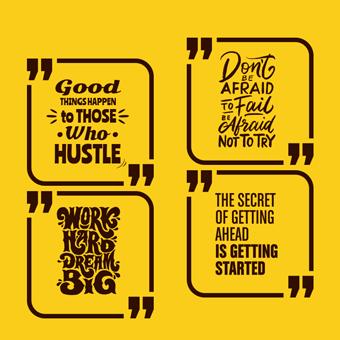 Quotes Creator Design Challenge