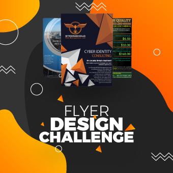 Flyer Design Challenge