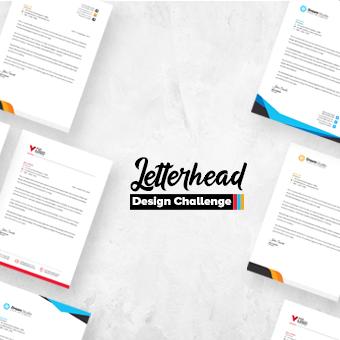 Letterhead Design Challenge