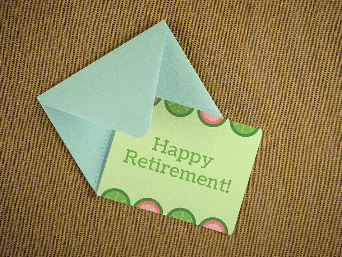 Retirement Party Invitation Maker