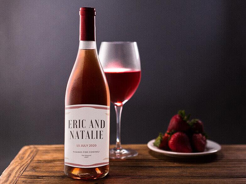 Wine Label Maker