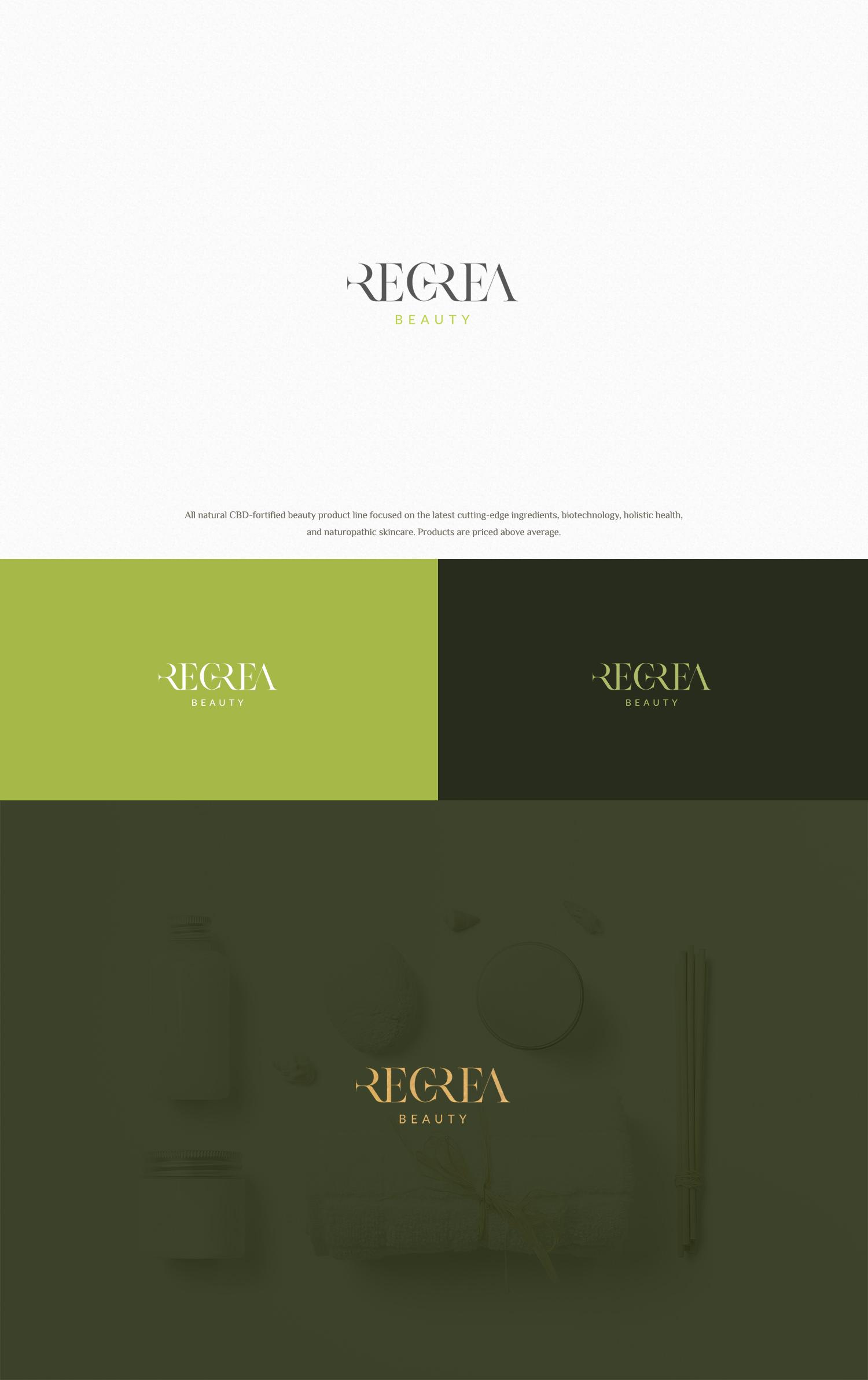 Beauty Logos Design - Cosmetic Company New Brand Logo
