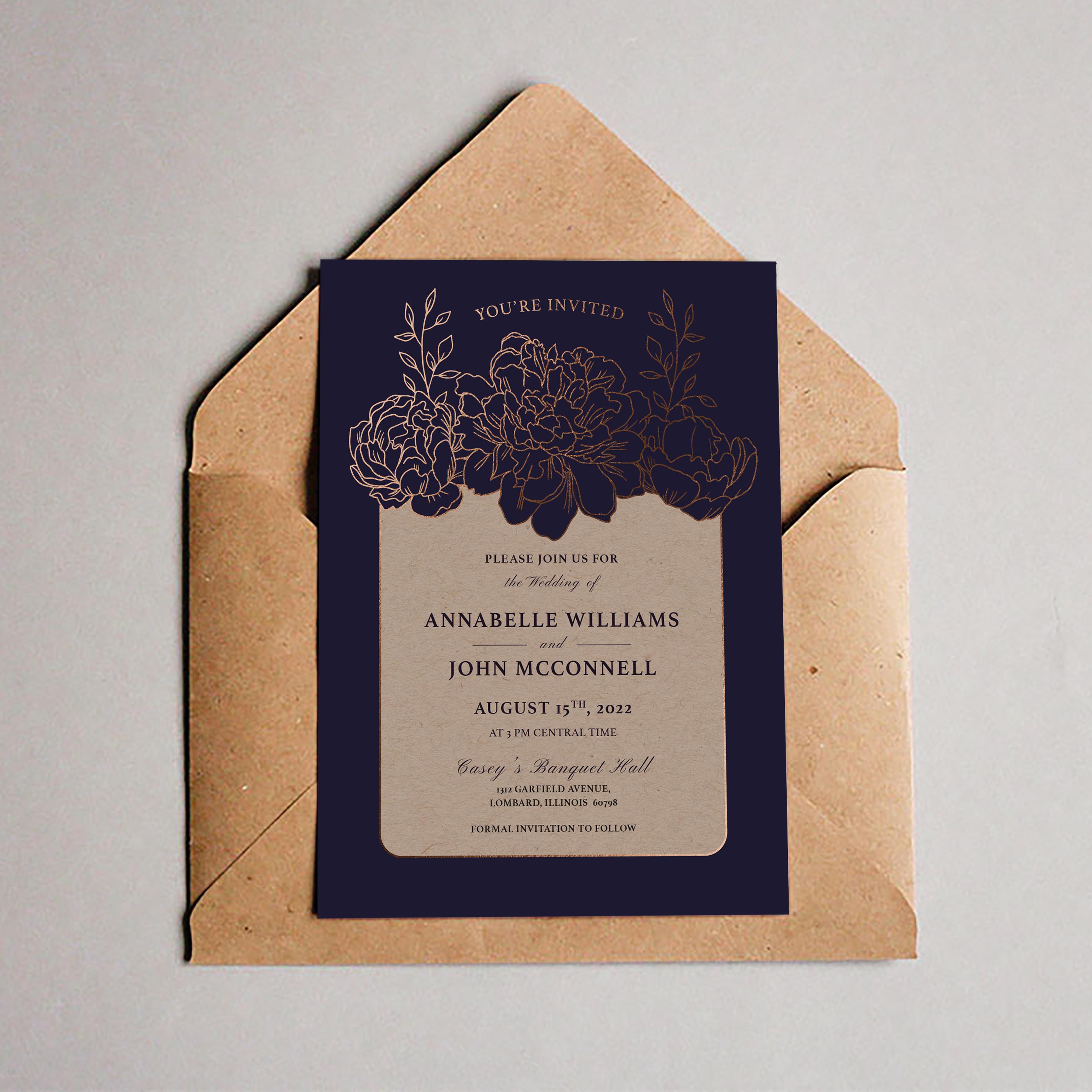 Invitation Designs | Buy Invitation Or Card Design Online