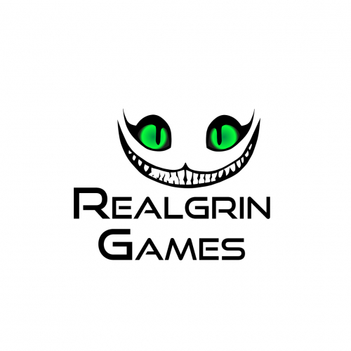 Logo for board game