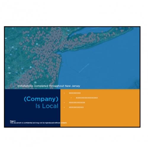 Custom PowerPoint for Investors