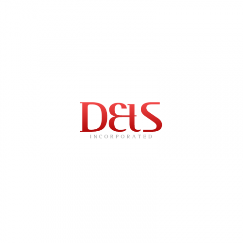 Text Logo Design for D&S Incorporated