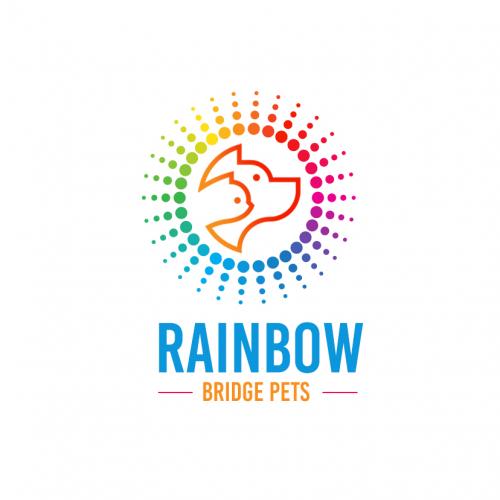 Logo Rainbow Bridge Pets