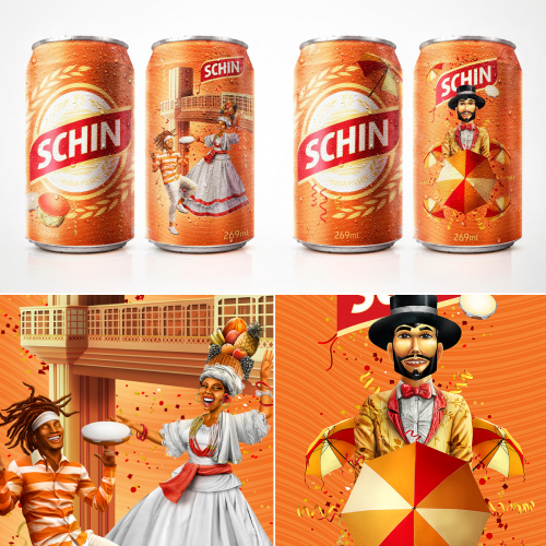 Can Carnival Schin Beer