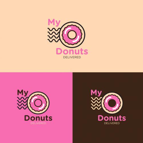 Logo My Donuts