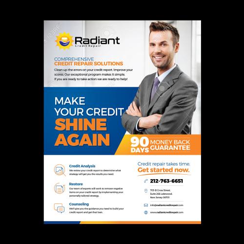 Radiant Flyer Design