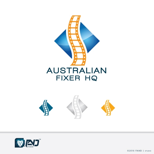 Australian HQ Logo Design