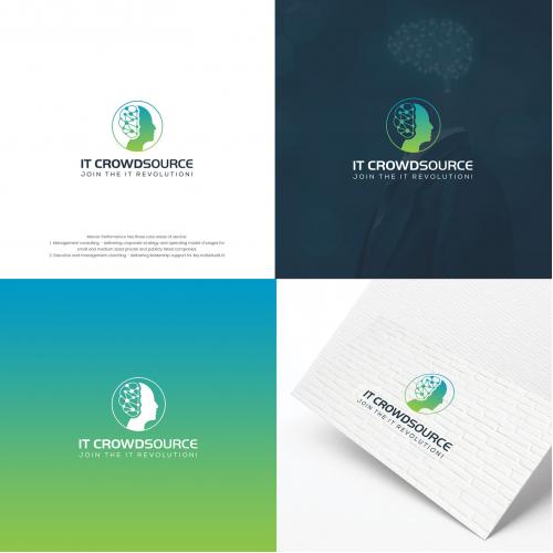 Information Technology Logo Design required