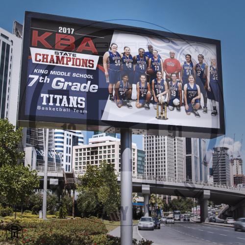 Billboard Design mockup