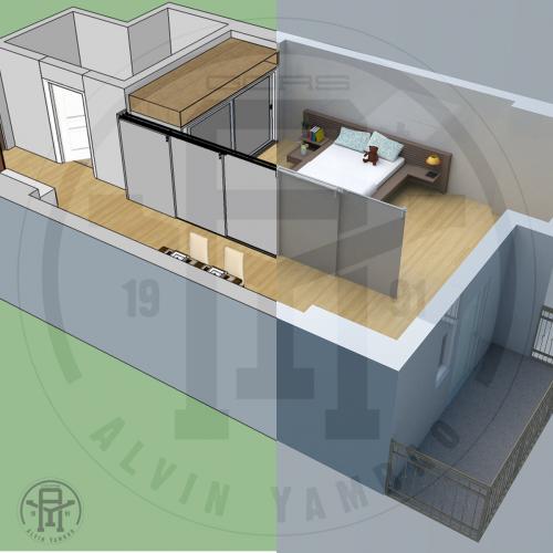 3D Render Project