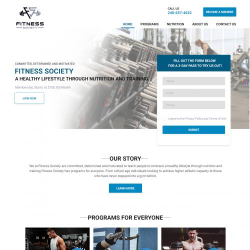 Fitness Society