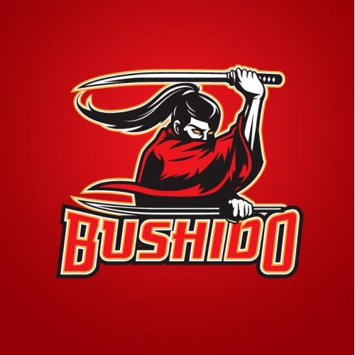 Bushido Logo Design