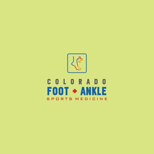 ANGKLE AND FOOT MEDICINE LOGO
