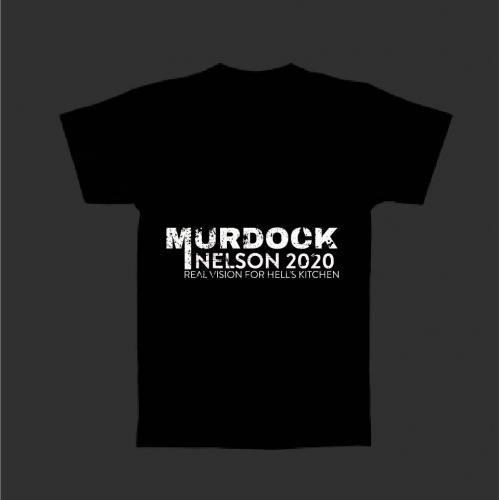 T Shirt design for murdock