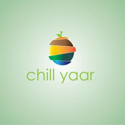 Chill Yaar Logo Design