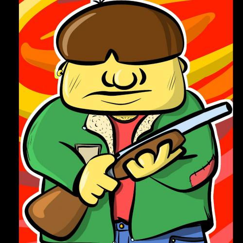 Protective farmer
