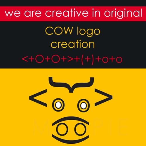 Creating logo with symbols