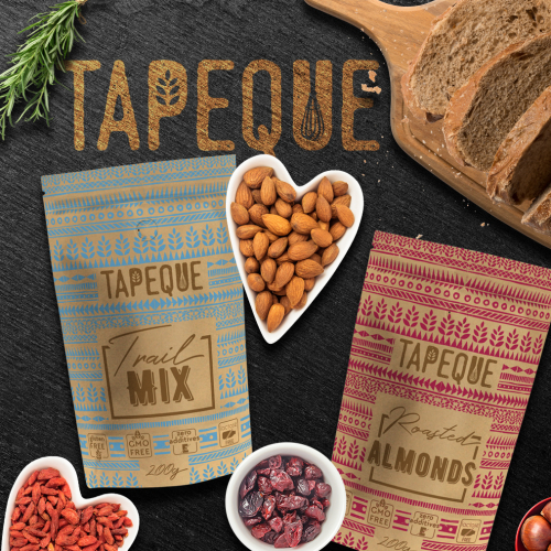 Packaging for all-natural food