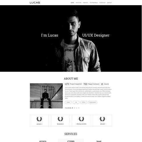 Lucas Portfolio