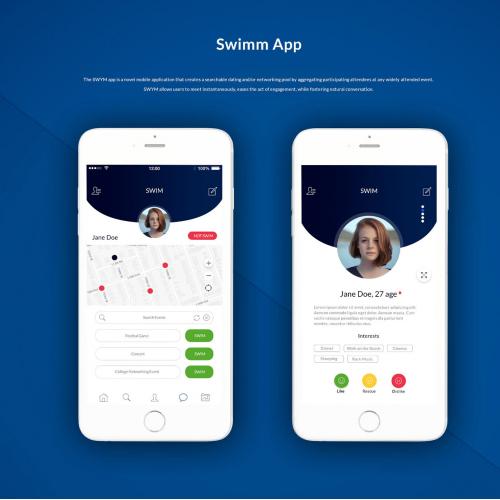 Swim App