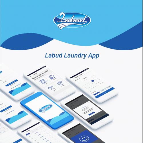 Labud Laundry APP