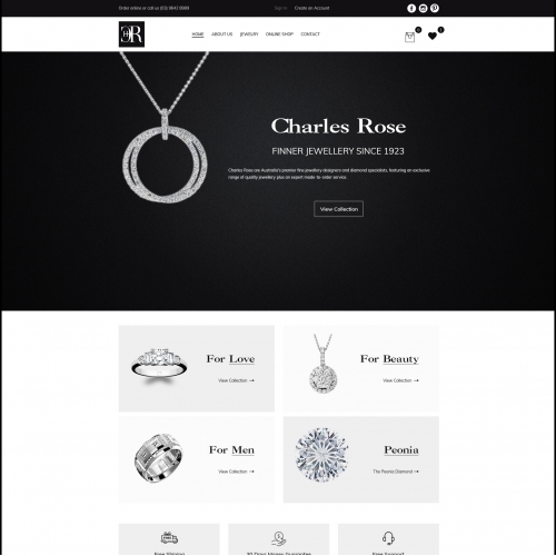 Charles Rose Jewely
