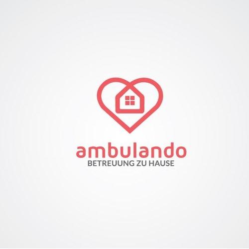 Create a custom Logo for an home care provider
