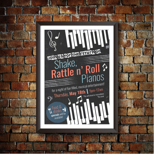Performance Poster