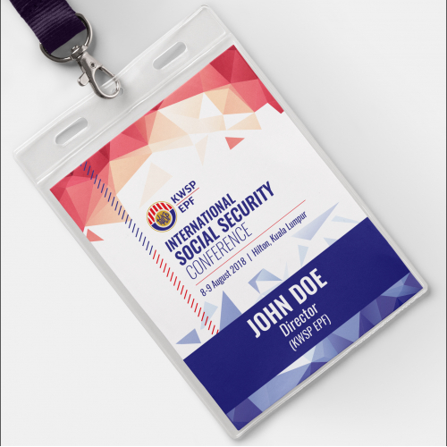 Conference Name Tag