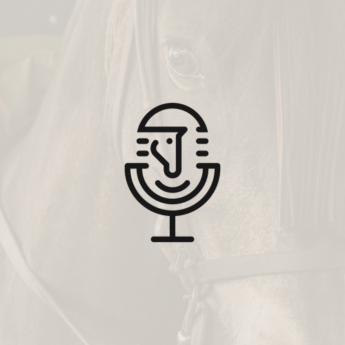 podcast and horse