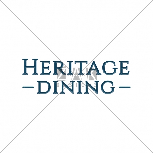 Logo Designing for Heritage Dining