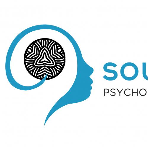 Whimsical logo For a Phychology Company