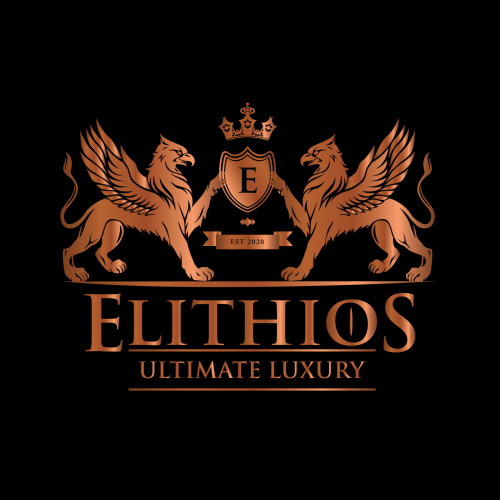 Logo for High end Expensive Mens Products Brand