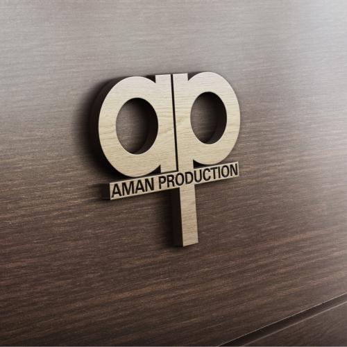 AP Logo Mockup Design
